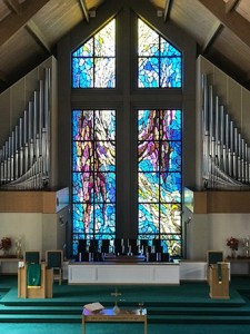 first presbyterian church lufkin texas, sanctuary